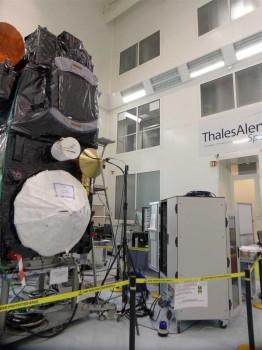 El Sentinel 3A es uno de los satélites de la constelación Copernicus, que tiene como misión la vigilancia medioambiental a nivel mundial