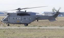 El 803 Escuadrón SAR forma parte del Ala 48 en Cuatro Vientos