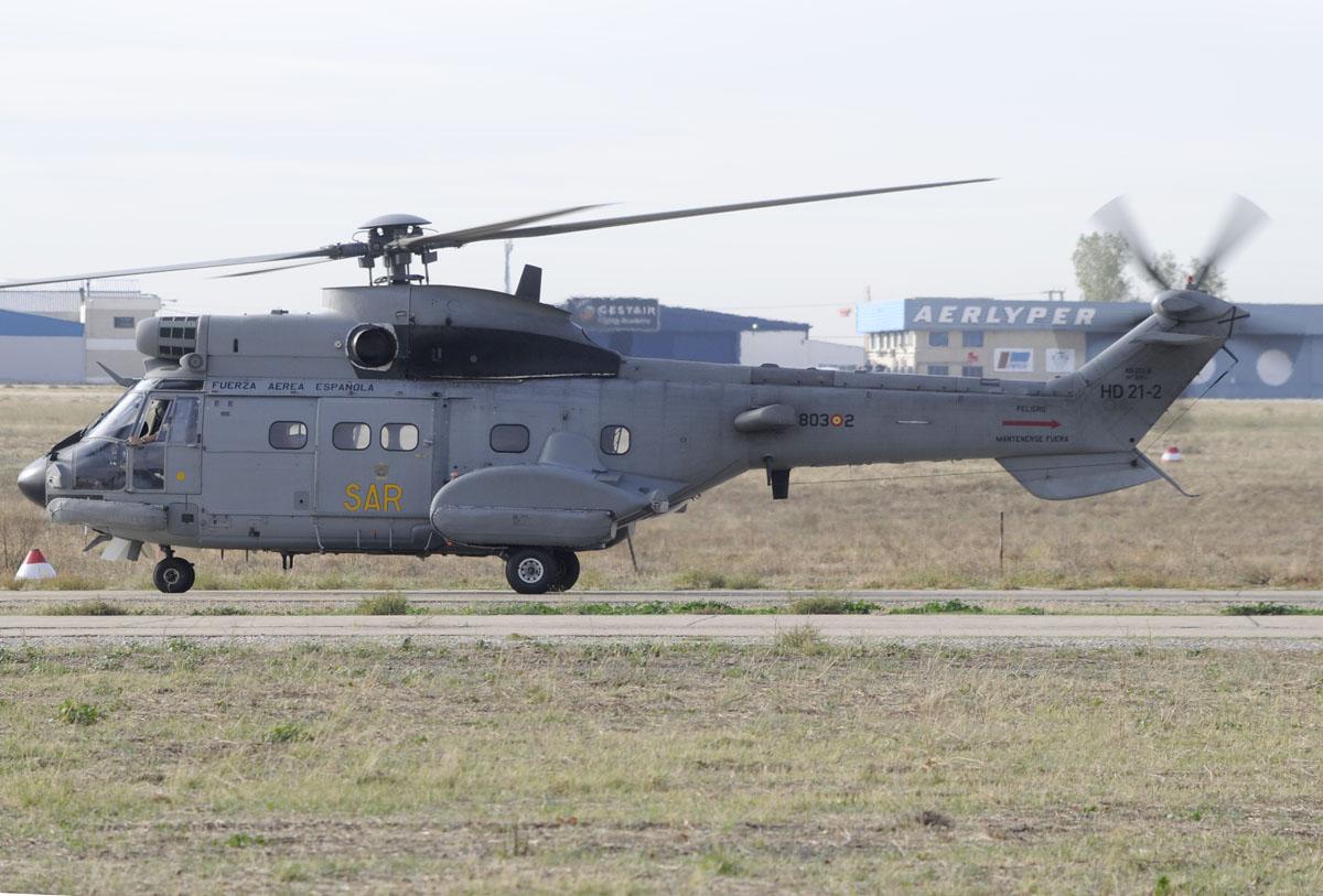Aerospatiale SA332 del SAR