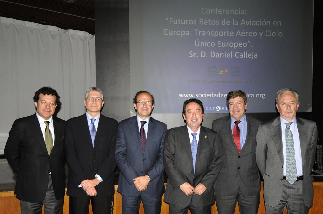 Conferencia de Daniel Calleja para la SAE