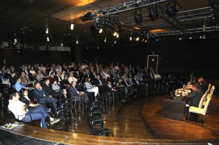 Conferencia de Daniel Calleja en la SAE.