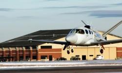 El segundo SF50 en su primer vuelo