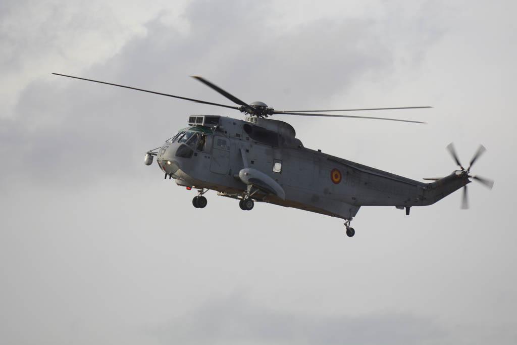 Sikorsky H-3 de la Armada