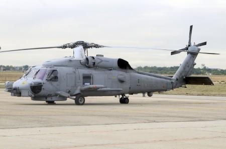 Sikorsky SH-60B de la Armada