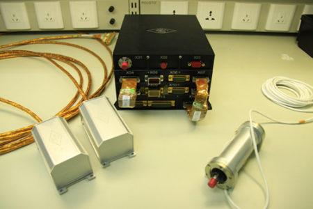 Modelo del Magenetómetro que volará en SMILE.