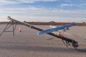 UAV SRC Tucán, modelo que puede ser equipado con diversos sensores y que está incluido en la nueva autorización emitida por AESA.