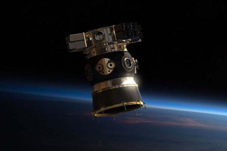Airbus Space España se ha encargado del diseño y fabricación de los soportes de los satélites.