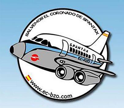 Desde hace años hay una campaña en marcha para tratar de salvar este Coronado, último protagonista de una época gloriosa de la aviación comercial española.