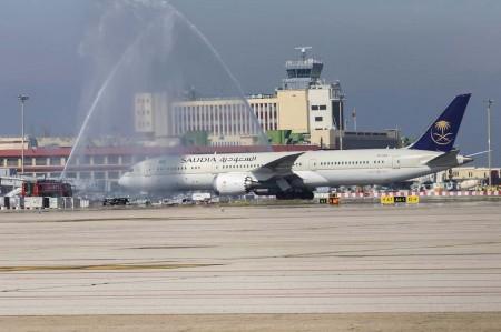 Foto: Javier Sánchez. Saudia ha comprado 8 Boeing 787-9, de los que ha recibido ya 4 ejemplares.