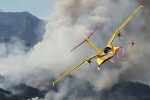 """El Seagle se ha definido como un avión mucho más capaz que los """"Botijos""""."""