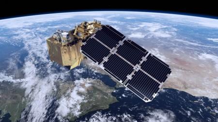 Imagen del Sentinel 2A