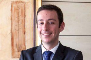 Sergio Millanes, nuevo director del aeropuerto de Sevilla.
