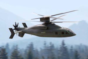 Sikorsky y Boeing han modificado el diseño del Defiant para mejorar sus prestaciones.