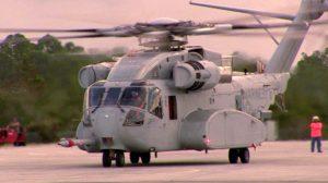 Los Marines están ya en la fase inicial de puesta en servicio del CH-53K, que será declarado operativo en 2019.