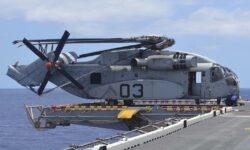 Sikorsky CH-53K Marines