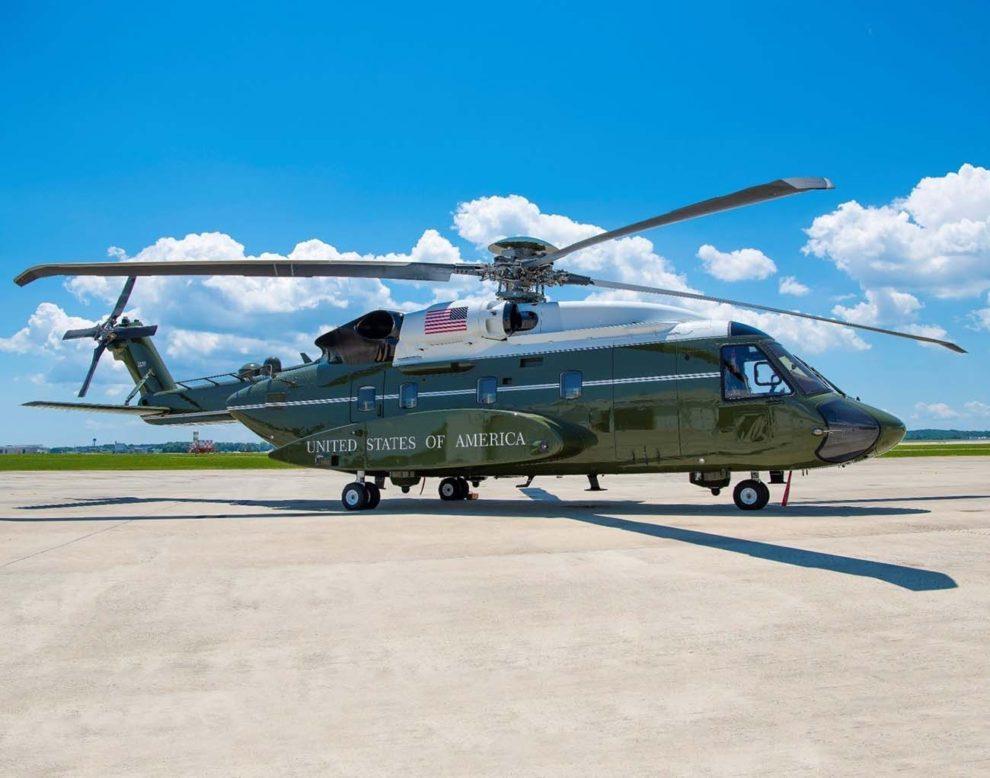 Sikorsky VH-92A de los Marines