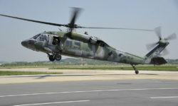Sikorsky UH-60 de Corea del Sur