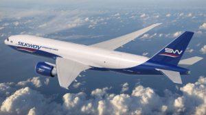 Silk Wasy ha firmado la compra de 5 Boeing 777F durante una visita del presidente de Boeing a Azerbayán.