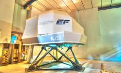 Simulador FNPT II -MCC- con full motion