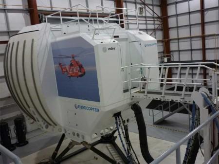 Indra consturirá dos nuevos simuladores del Eurocopter EC 225
