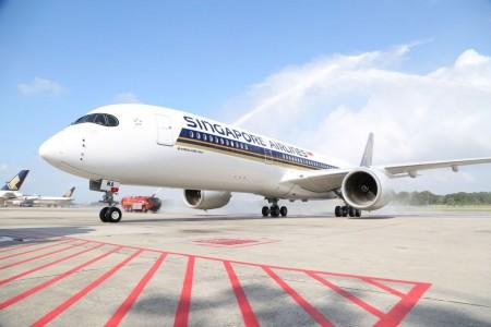 Los 67 Airbus A350 adquiridos por Singapore Airlines es la mayor cifra de aviones de cualquier cliente del modelo.