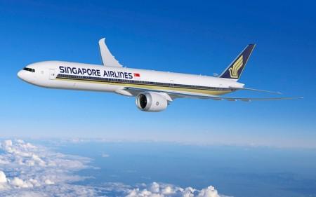 El pedido de B-777-9X es el primero que cursa Singapore Airlines para este modelo.