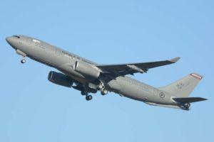 La Fuerza Aérea de Singapur ha sido una de las tres que en 2018 ha recibido su primer Airbus A330MRTT.