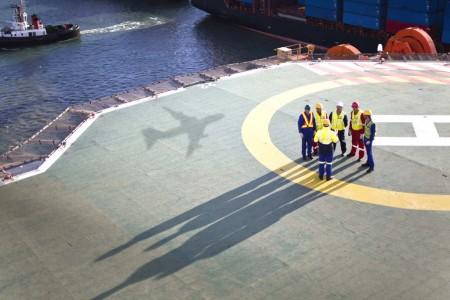 Slyteam Marine & Offshore comienza con cinco aerolíneas, pero pronto se sumarán más.