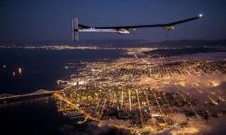 El Solar Impulse cruzará Estados Unidos en cuatro etapas