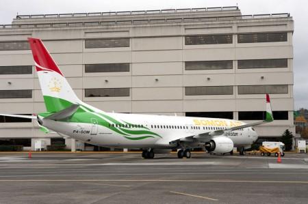 Boeing 737-900ER de Somon Air