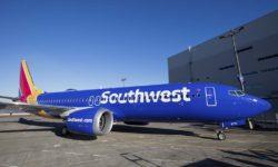 Boeing 737 MAX de Southwest