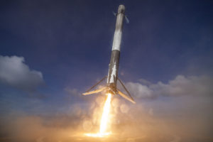 La segunda etapa del Falcon 9 que lanzará el satélite Paz ha sido ya utilizada en otro lanzamiento.
