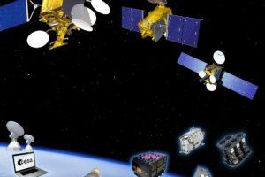 Hisdesat desarrollará la antena de comunicaciones seguras que equipará a los satélites Spainsat con financiación de la ESA.