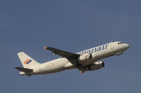 Airbus A320 de Spanair