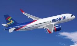 Spirit es una aerolíena de bajo coste con una flota de 75 Airbus A319 y A321