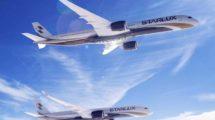 Starlux es una de las nuevas aerolíneas que han anunciado pedidos de aviones en el primer día del salón de Farnborough 2018.
