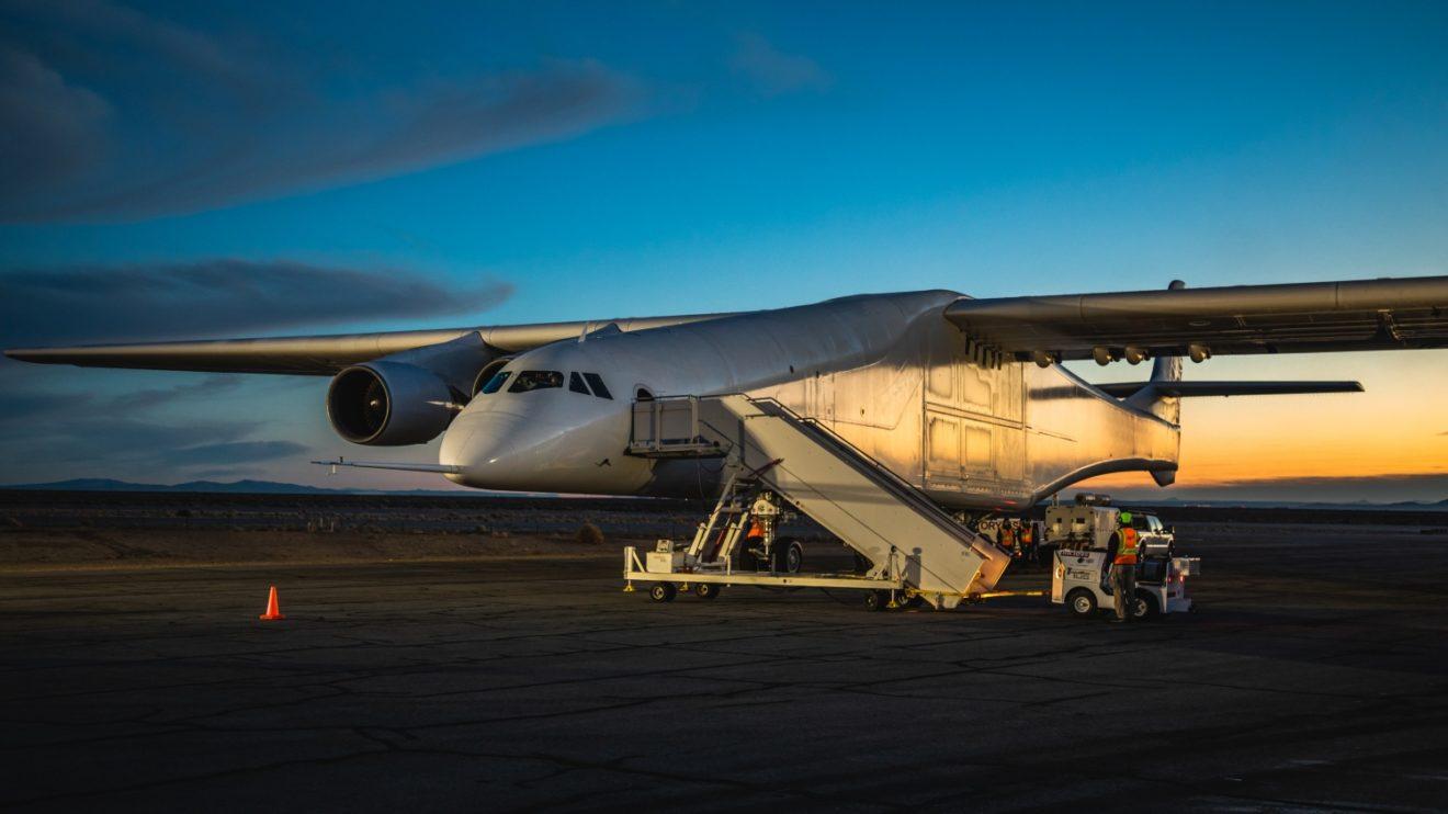 El Stratolaunch se lanzó en 2010 e inicialmente debería haber hecho su primer vuelo en 2015.