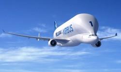 Los nuevos Beluga aumentarán de forma importante la capacidad de carga de Airbus para trasladar componentes entre sus factorías.
