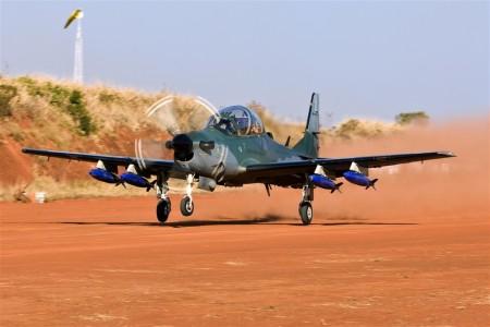 Los Embraer Super Tucano sustituirán a los Hawker Hunter que forman la aviación de combate de la Fuerza Aérea de Líbano.