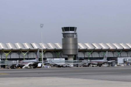 Madrid Barajas encadena 22 meses de crecimiento en el número de pasajeros mensuales respecto a los mismos meses de un año antes.
