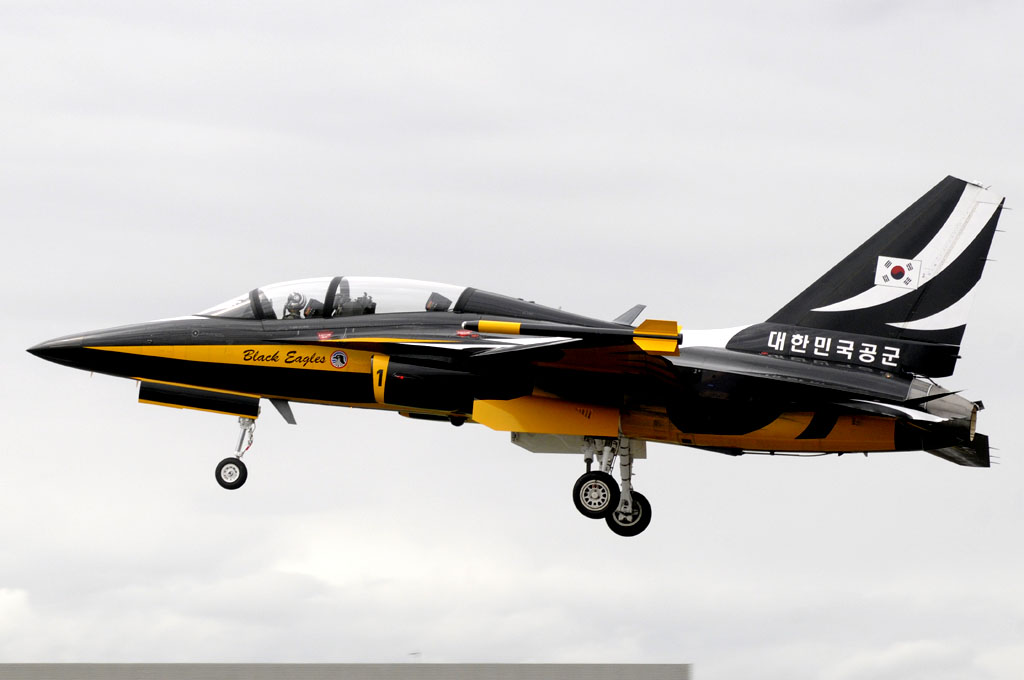 Korean Aerospace T-50