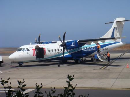 ATR 42 de TACV