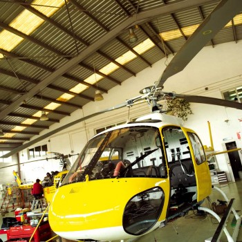 TAF ha vendido su empresa de mantenimiento a Eurocopter