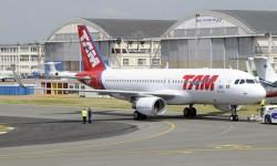 Airbus A320 de LATAM