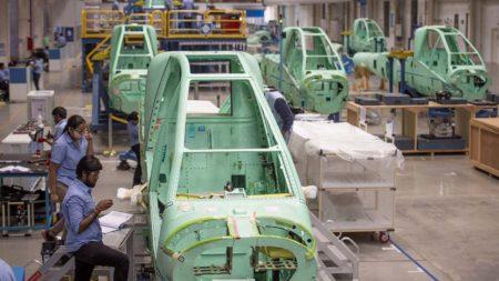 Producción en India por parte de TATA de fuselajes del Boeing AH-64 Apache