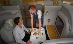 Emirates realiza una nueva selección de TCP,s en España