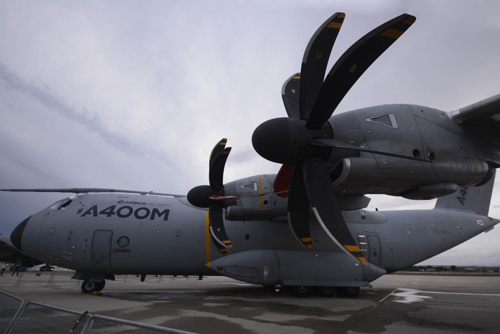 Airbus DS A400M