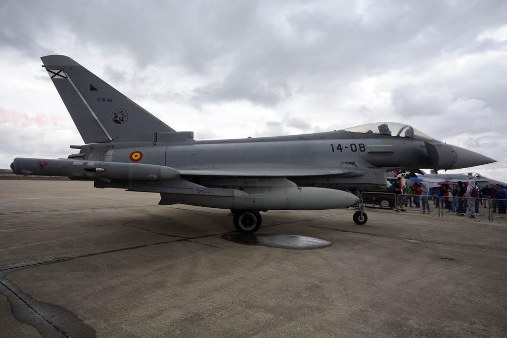 Eurofighter del Ala 14
