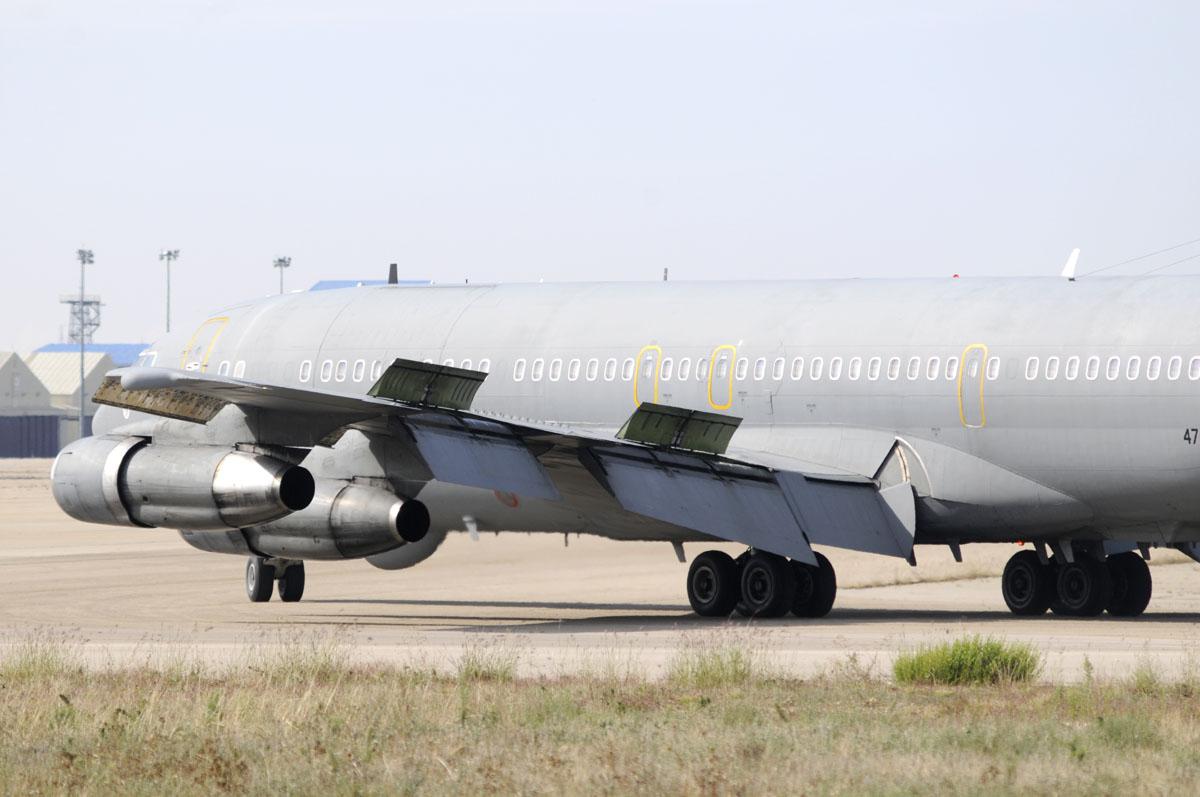 Boeing 707 electrónico