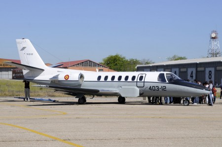 Cessna Citation V TR20-02 / 40-12